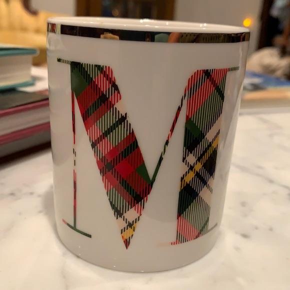 NWT Pottery Barn Tartan Vanilla M Candle